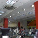ανακαίνιση κατάστημα, θέση Γκάζι